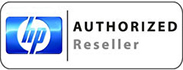 HP authorised reseller